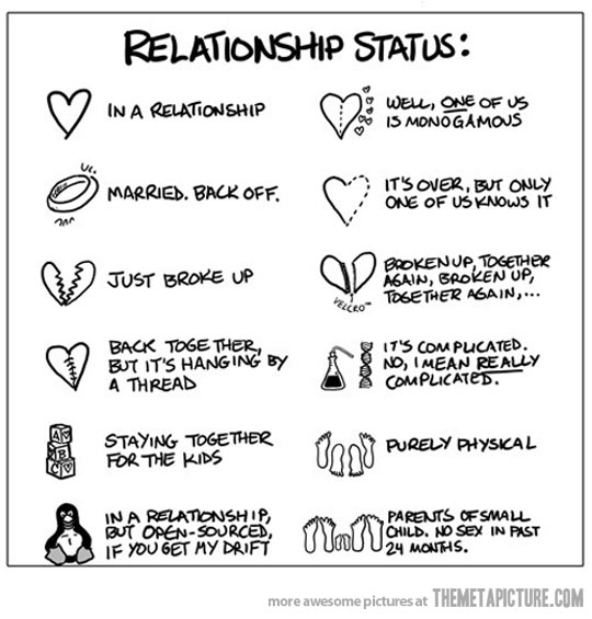 best in relationship status funny