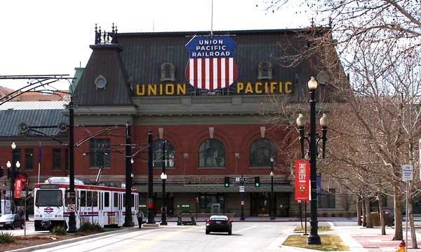 Union pacific railroad - главная  facebook