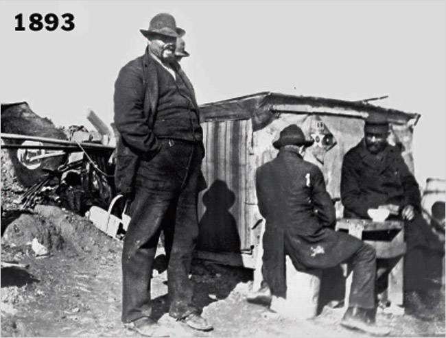 Economic Depression 1893 Major Economic Depression