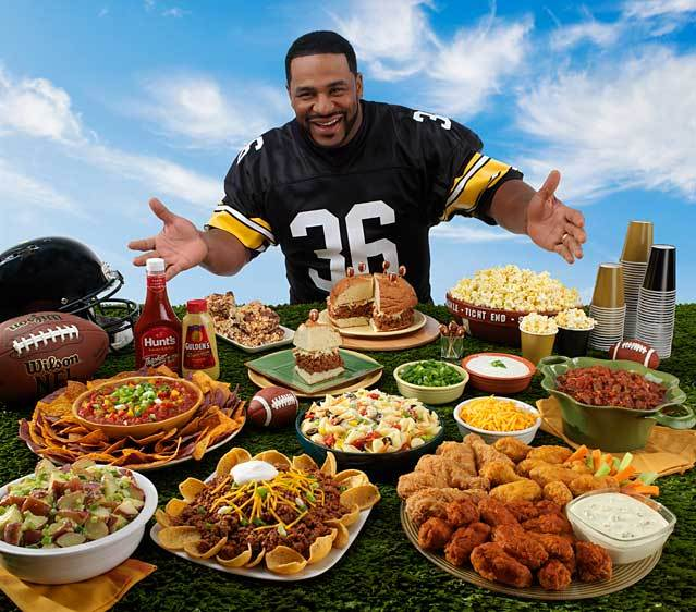 Party Food Spread For Kids: Check Out This Pre-Super Bowl Spread