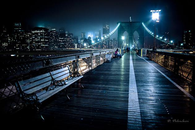 Brooklyn Bridge New York City - NY