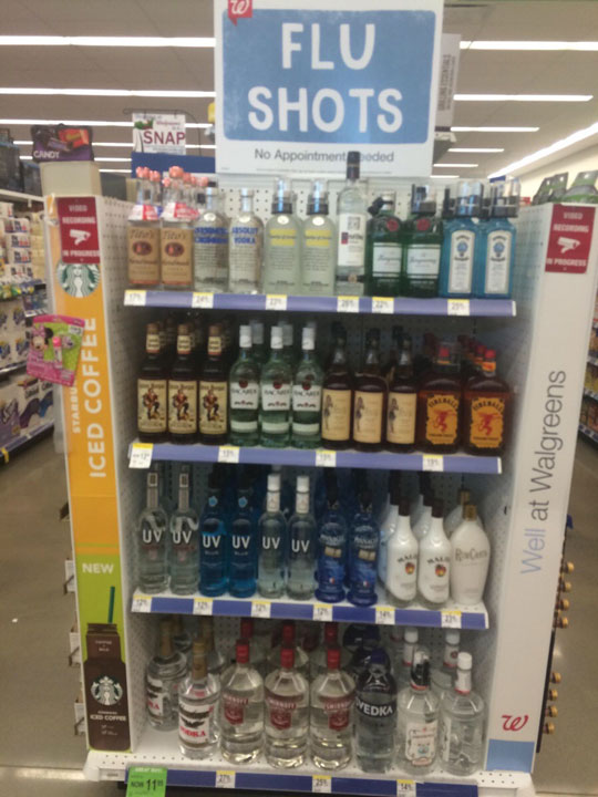 funny-flu-shot-sign-store-liquor