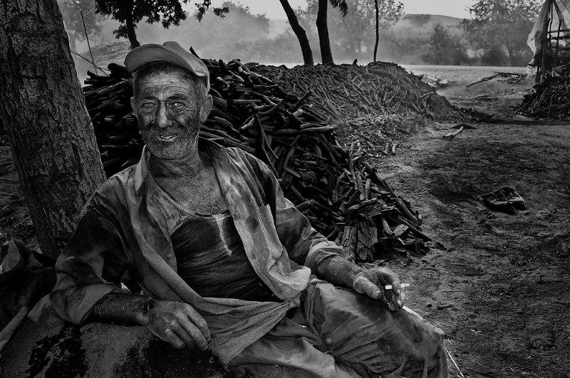 123 - hard coal man - SENBAK BURAK - turkey