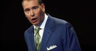 Jeffrey Gundlach, CEO of DoubleLine, speaks at the 16th annual Sohn Investment Conference in New York