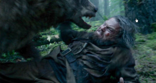 """qweekend Bunch of Five """"Revenant"""" Leonardo DiCaprio Fights off the Bear"""