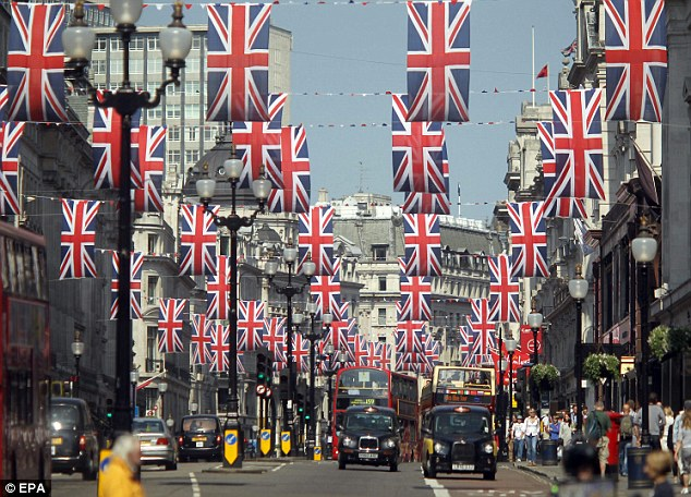 ENGLAND IS LEAVING THE EU; LET THE BELLS OF FREEDOM RING