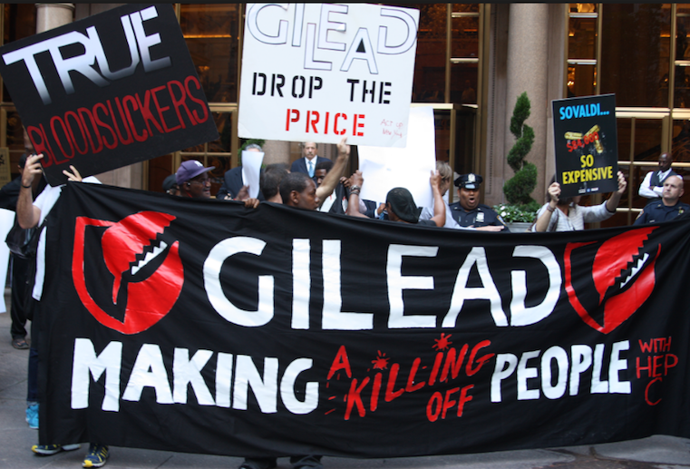 Pricing Power Continues to Erode at $GILD, Company Misses and Guides Down