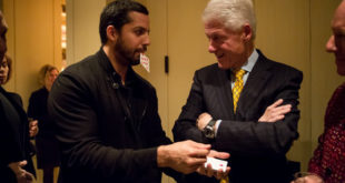 Bill Clinton David Blaine