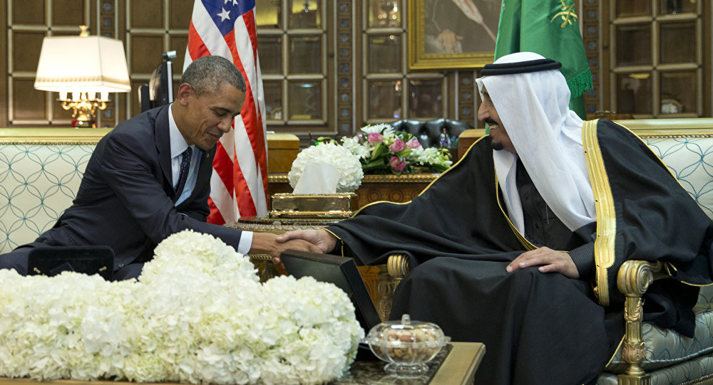 THE HOUSE OF SAUD WINS AGAIN: Obama Vetoes 9/11 Families Right to Sue Saudi Arabia