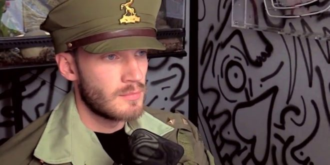 Fly On The Wall Africa At Xenophobia Crossroads: Youtube's Biggest Personality, PewDiePie, Wrongly Defamed