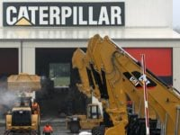 Caterpillar Blows Away Estimates; Dow Heading For Another Triple Digit Surge Higher
