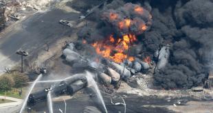 Canada-Oil Train Derailment