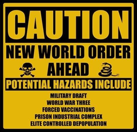 Danges-of-New-World-Order