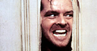 Film:The Shining (1980) starring JACK NICHOLSON, STANLEY KUBRICK