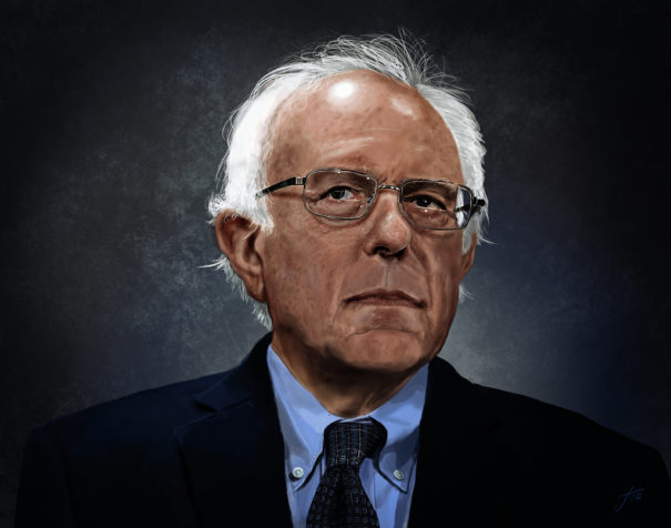 HILLARY BERNED BEFORE DNC CONVENTION ENDS, SANDERS LEAVES PARTY
