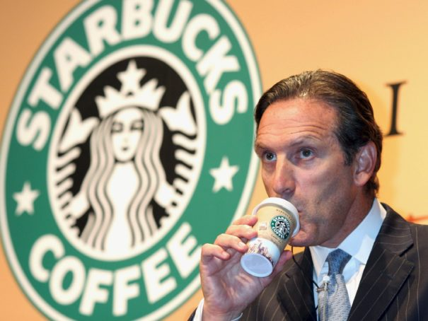 The Overlords at Goldman Sachs Added Starbucks To Their Conviction Buy List