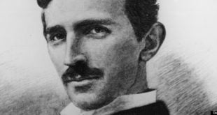 circa 1900:  Headshot portrait of Yugoslavian-born physicist and electrical engineer, Nikola Tesla.  (Photo by Hulton Archive/Getty Images)