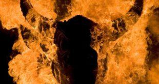 burning-bull