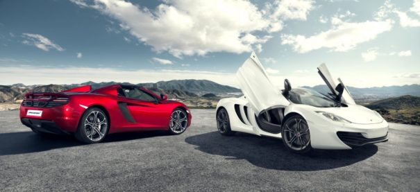 $AAPL Apple in Talks With Luxury Carmaker McLaren