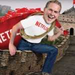 $NFLX Netflix Strikes Deal With China