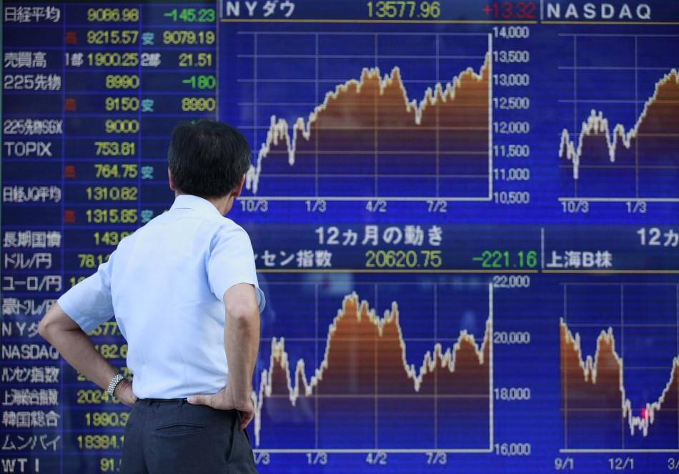 Nikkei Part Deux