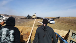 HAPPENING NOW: Native Americans vs. Government Standoff in North Dakota. MSM Mostly Ignoring, Journalist Faces 45 Years in Prison for TRYING to Report