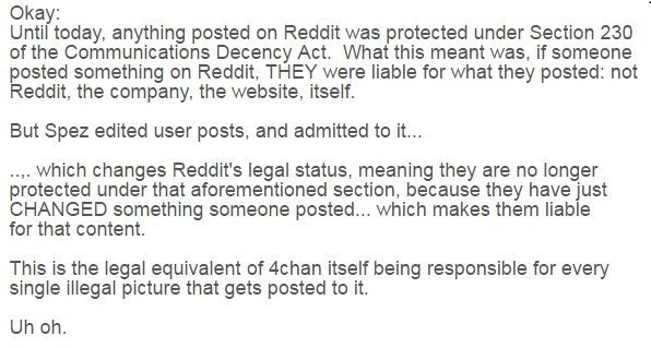 CEO of Reddit Draws the Ire of His Users After Revealing