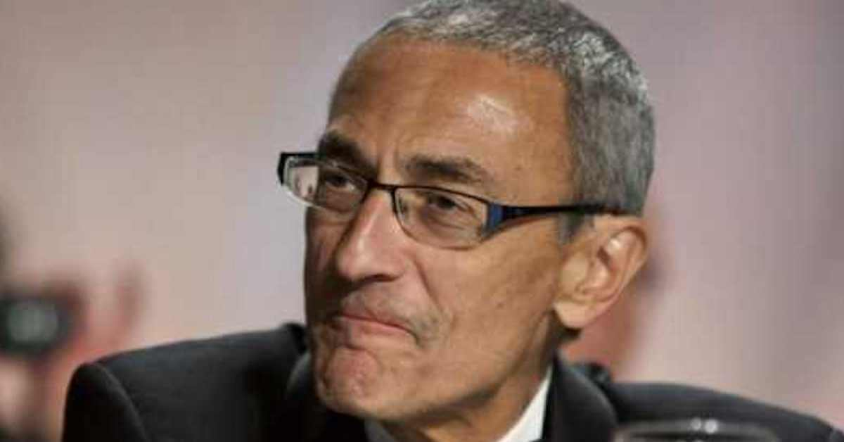 SICK: Let's Revisit The Podesta Penchant For Pedophilic