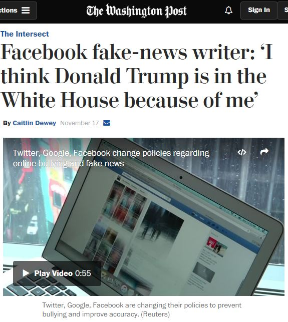 Did Fake News On Facebook Win Trump The Election That S: Facebook Unleashes Liberally Biased Snopes And Politifact