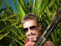 John McAfee's New Company is Making a Killing in Bitcoins, But No One Gives a Damn