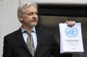 In Light of Chelsea Manning's  Commuted Sentence, It Appears Assange is Willing to Stand Trial in the US