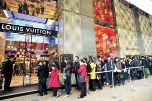 Chinese Consumerism is On the Rise; A Crop of New Debt Slaves Emerge
