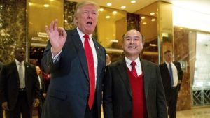 Trump: Softbank to Invest 50 Gagillion Dollars, Will Help America Become Great Again