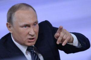Putin: A 'Maidan' Being Organized Against Trump; Creators of Fake Dossier 'Worse Than Prostitutes'