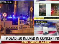 Nigel Farage Responds to Manchester Suicide Attack: 'This is a Direct Attack on Children'