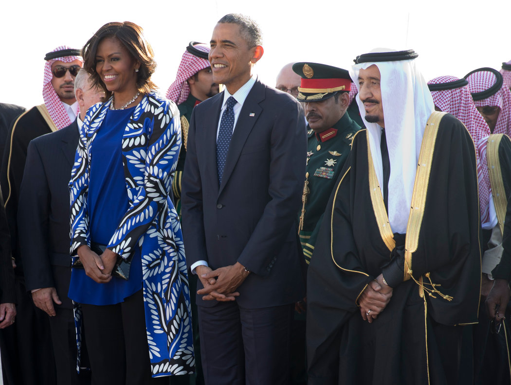 michelle - Trump Inks Largest Arms Deal in U.S. History with Country He Said Funded ISIS