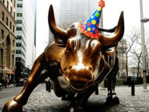 Massive Lift in Biotech Stocks Broadens the Party