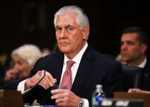 CNN Cites Anonymous Sources Who Declare Rex Tillerson is Thinking About Resigning from Secretary of State