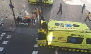 In Other News, Scores Dead and Maimed in Barcelona Terror Attack