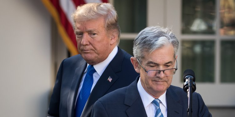 Donald Trump Doesnt Have Clue About My >> Trump America Has Very Low Inflation The Fed Doesn T Have A Clue