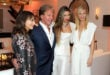 LOS ANGELES, CA - NOVEMBER 04:  (L-R) Host Committee Member Rashida Jones, Chairman and CEO of Restoration Hardware Gary Friedman, Bella Hunter and actress Gwyneth Paltrow attend the unveiling of the RH Modern Gallery in Los Angeles on November 4, 2015.  (Photo by Joshua Blanchard/Getty Images for RH)