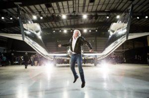 Richard Branson, Genius