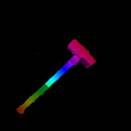 rainbow_hammer_by_daydallas-d4crb4g