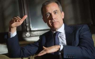 Mark Carney Thinks Globalism Could End Open Markets Entirely