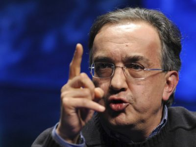 Fiat Fires Back: CEO Marchionne Calls EPA Allegation of Cheating Diesel Emissions