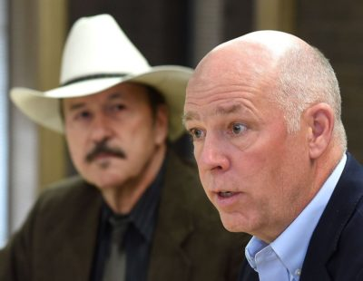 #Triggered: Greg Gianforte Allegedly Body Slams @Guardian Reporter Then Abandons Scheduled Event