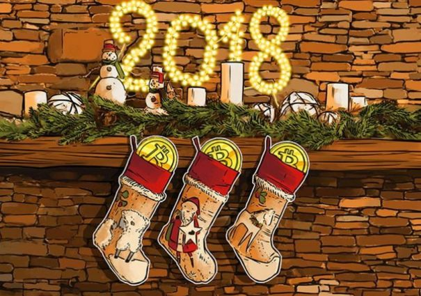Merry Christmas! I Hope Your Stockings Were Filled With Bitcoins