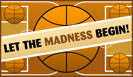 March Madness Begins Today....Here Are The 2019 Brackets