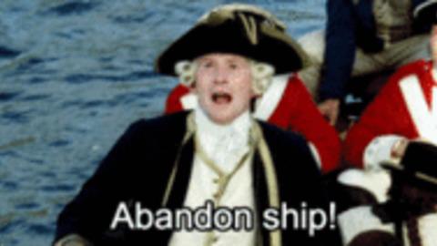 Abandon Ship?