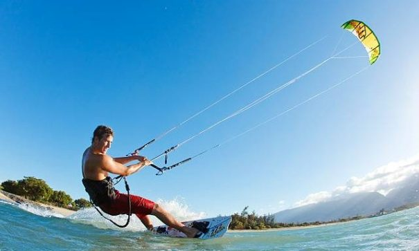 Time To Go Kite Surfing
